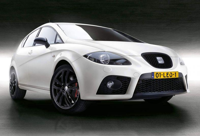 310 pk voor Seat Leon Cupra