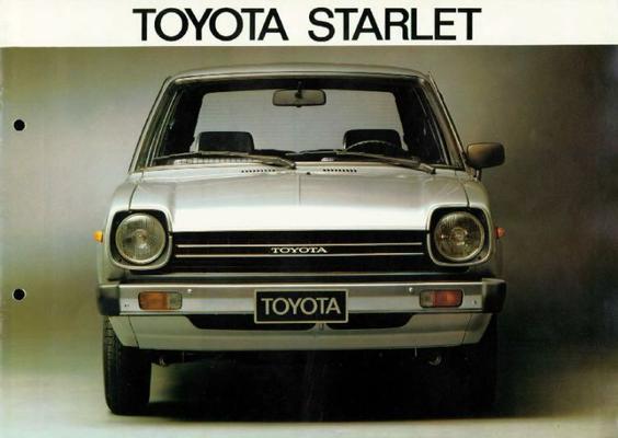 Toyota Starlet 1.2 Stationwagen Dl,