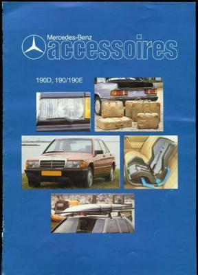 Mercedes-benz 190 D,e