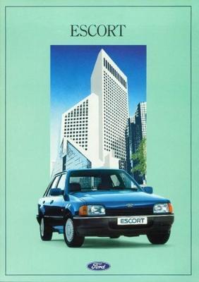 Ford Escort,bravo,ghia,clxr3i,rs Turbo,cabriolet