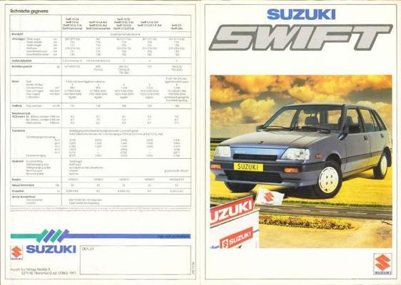 Suzuki Swift 1.3gl,glx