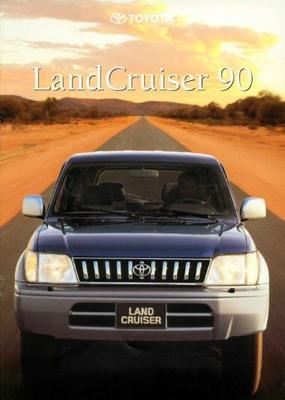 Toyota Landcruiser 90 90