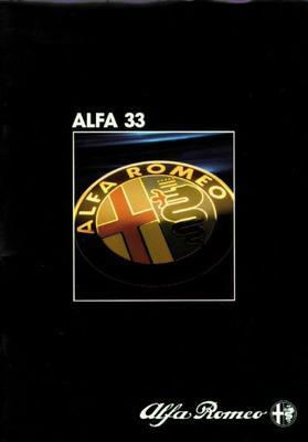 Alfa Romeo Alfa 33 1.3,1.5,1.5verde,1.54x4