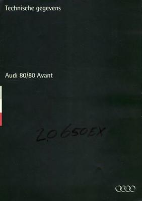 Audi Audiavant 80