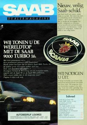 Saab 909.009.000 Turbo,turbo 16