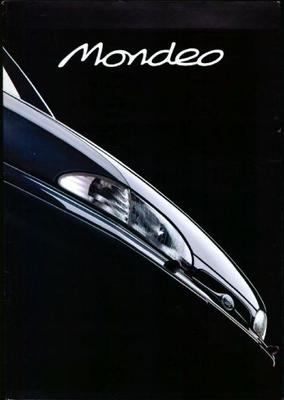 Ford Mondeo Clx, Glx, Ghia, Si