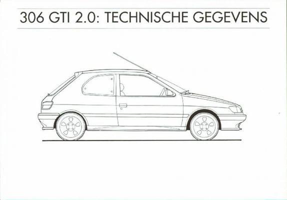 Peugeot  306 Gti 2.0