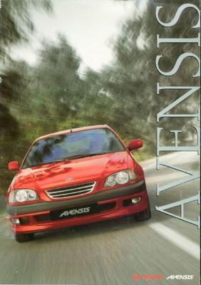 Toyota Avensis Sedan,liftback,wagon