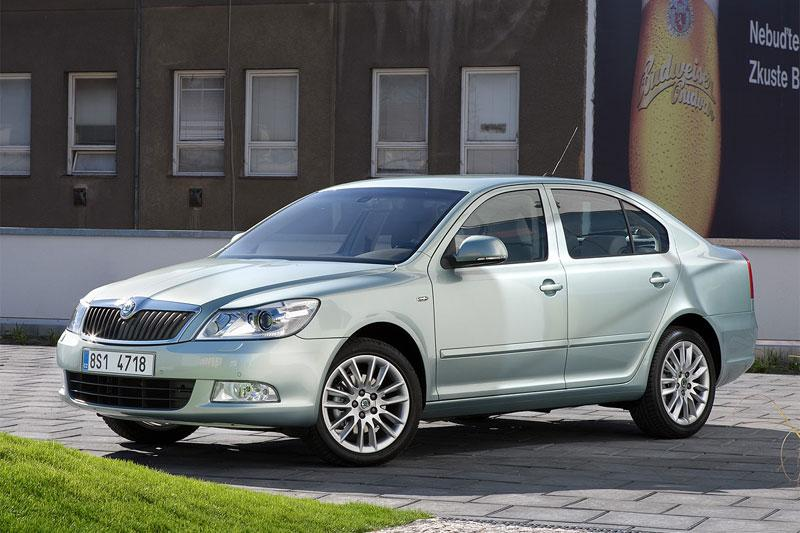 Skoda Octavia 1.2 TSI Ambition Businessline (2011)