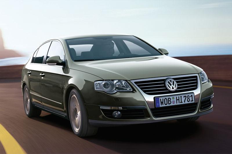 Volkswagens Passat Ecofuel & BlueMotion