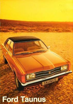 Ford Taunus Xl,gxl,stationwagon