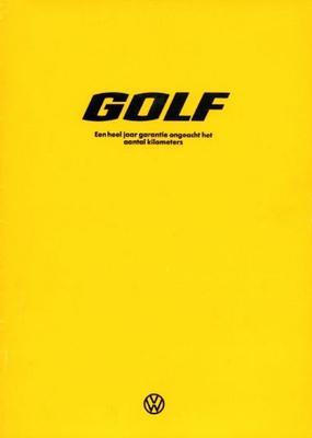 Volkswagen Golf L,s,ls