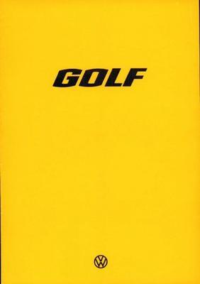 Volkswagen Golf N,s,l,ls,gl,gti,gls