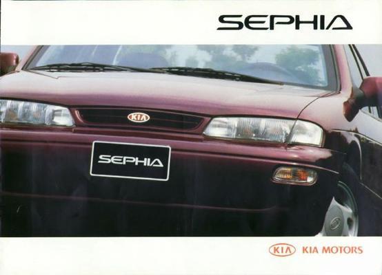 Kia Sephia 1,5 Egi- Slx, Nlx, Gtx,