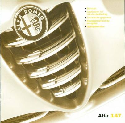 Alfa Romeo Alfa 147 1.6 T.spark,1.6 T.spark Veloce