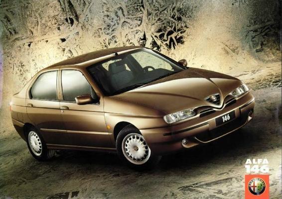 Alfa Romeo Alfa 146 1.4t.spark16v,1.6t.spark16v,1.