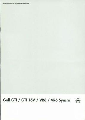 Volkswagen Golf Gti,16v,vr6,syncro