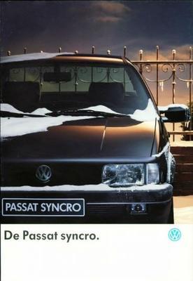 Volkswagen Passat Gt Syncro G60,cl,