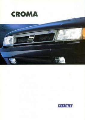 Fiat Croma 2.0,2.016v,2.0 Turbo,2.5 V6,2.0 Td Id,2