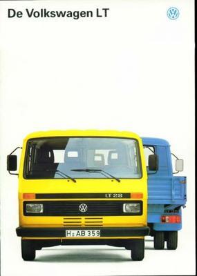 Volkswagen Lt 28,31,35,35 E,40 A,45,50,55 Bestelwa