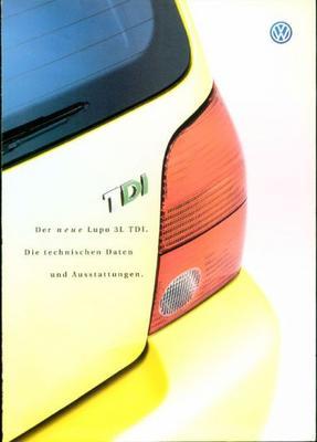 Volkswagen Lupo 3l,tdi