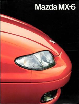 Mazda Mx 6