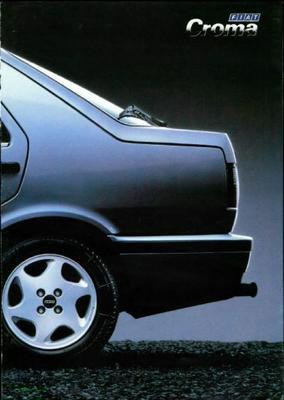 Fiat Croma 2.0 Ie,2.0 Turbo Ie,2.0 Turbo Diesel Id