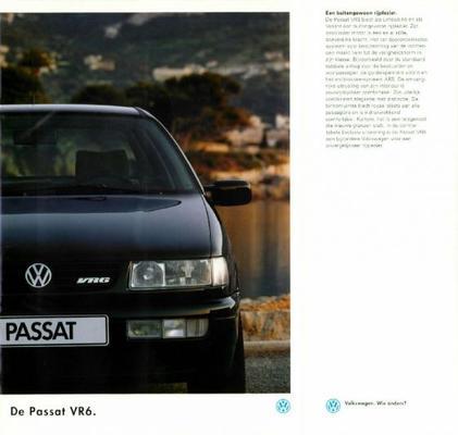 Volkswagen Passat Vr6,custom,cl,gt,gl,vr6 Exclusiv