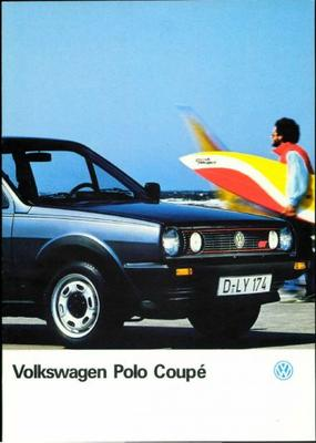Volkswagen Polo,coupe Gt,cl