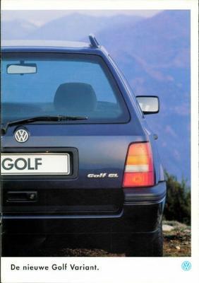 Volkswagen Golf Variant,variant Glcl