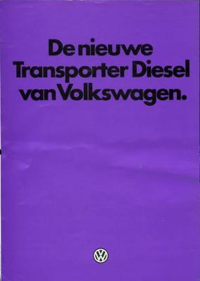 Volkswagen Transporter Diesel