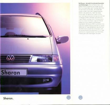 Volkswagen Sharan Trendline,comfortline,highline