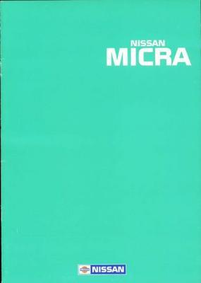Nissan Micra Slx,lx,l,