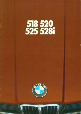 BMW 518,520,525,528i