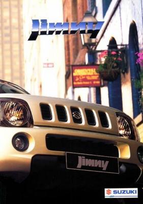 Suzuki Jimny Jlx,jx