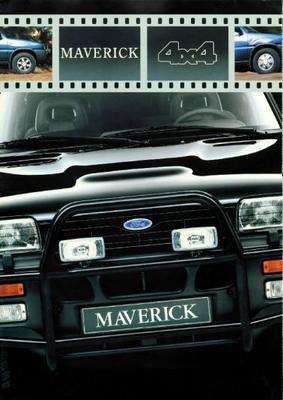 Ford Maverick 4x4 Swb,lwb,glx