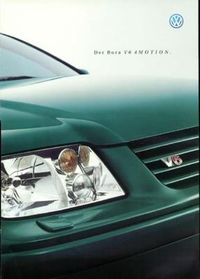 Volkswagen Bora V6