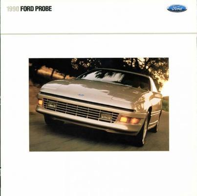 Ford Probe Gt,lx,gl