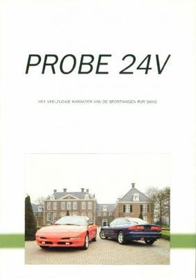 Ford Probe 24v