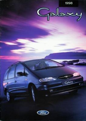 Ford Galaxy Galaxy Business Edition,ghia