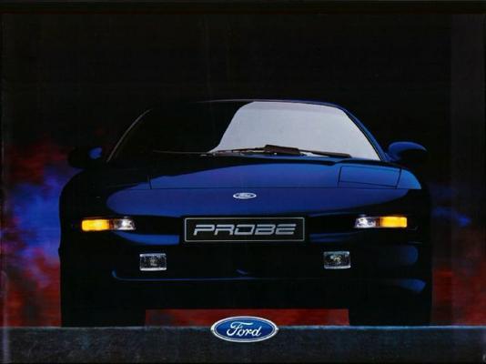 Ford Probe 16 V,24 V