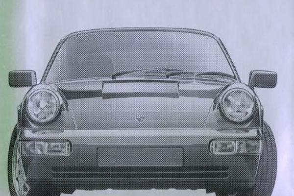 Porsche 911 Carrera 2,4,tiptronic,turbo