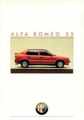 Alfa Romeo Alfa 33 1.3,1.3s,1.5ti,1.7