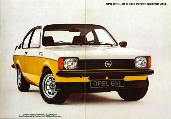 Opel Opel Gt E