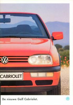 Volkswagen Golf Cabriolet,cabriolet Avantgarde