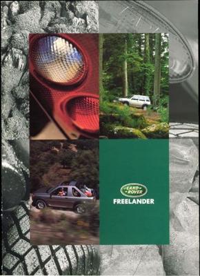 Land Rover Freelander Xei,xedi,i.di