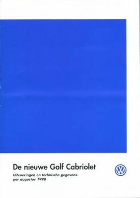 Volkswagen Golf Cabriolet,trendline,highline,