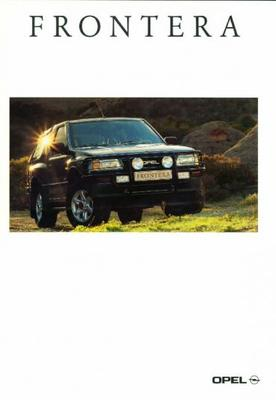 Opel Frontera Sport Hardtop,sport Softtop