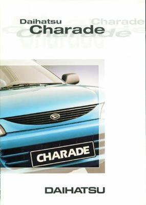 Daihatsu Charade Cti,sti,xti,rti