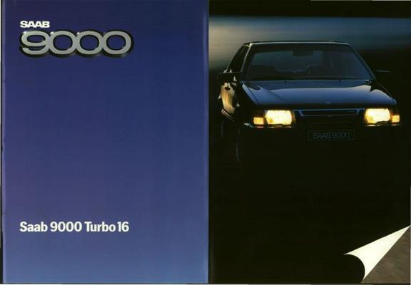 Saab Turbo 9000 16
